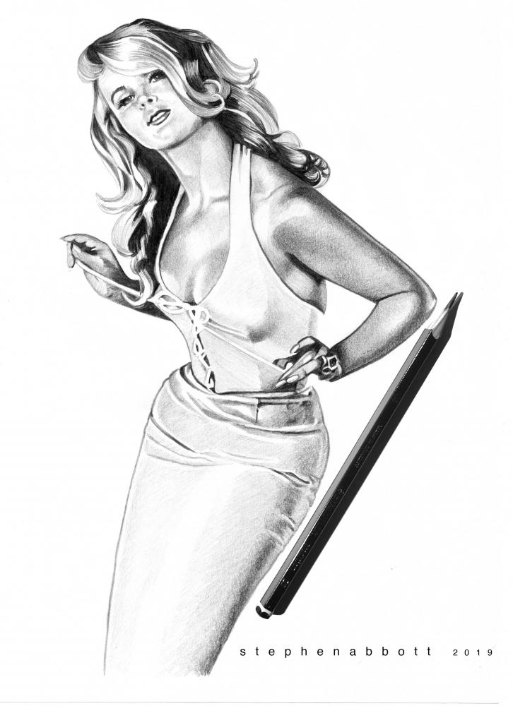 Ann-Margret by StephenAbbott